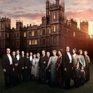 Downton Abbey on Masterpiece