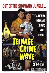 Teen-Age Crime Wave