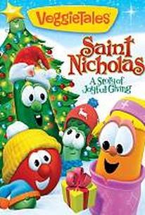 Veggie Tales Saint Nicholas: A Story of Joyful Giving