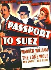 Passport to Suez