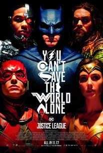 Justice League (2017) - Rotten Tomatoes