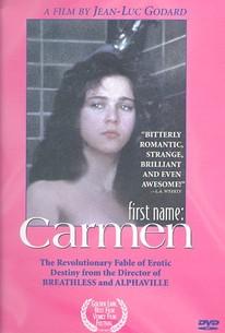 First Name - Carmen