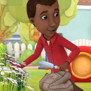 Dad McStuffins is voiced by Gary Anthony Williams