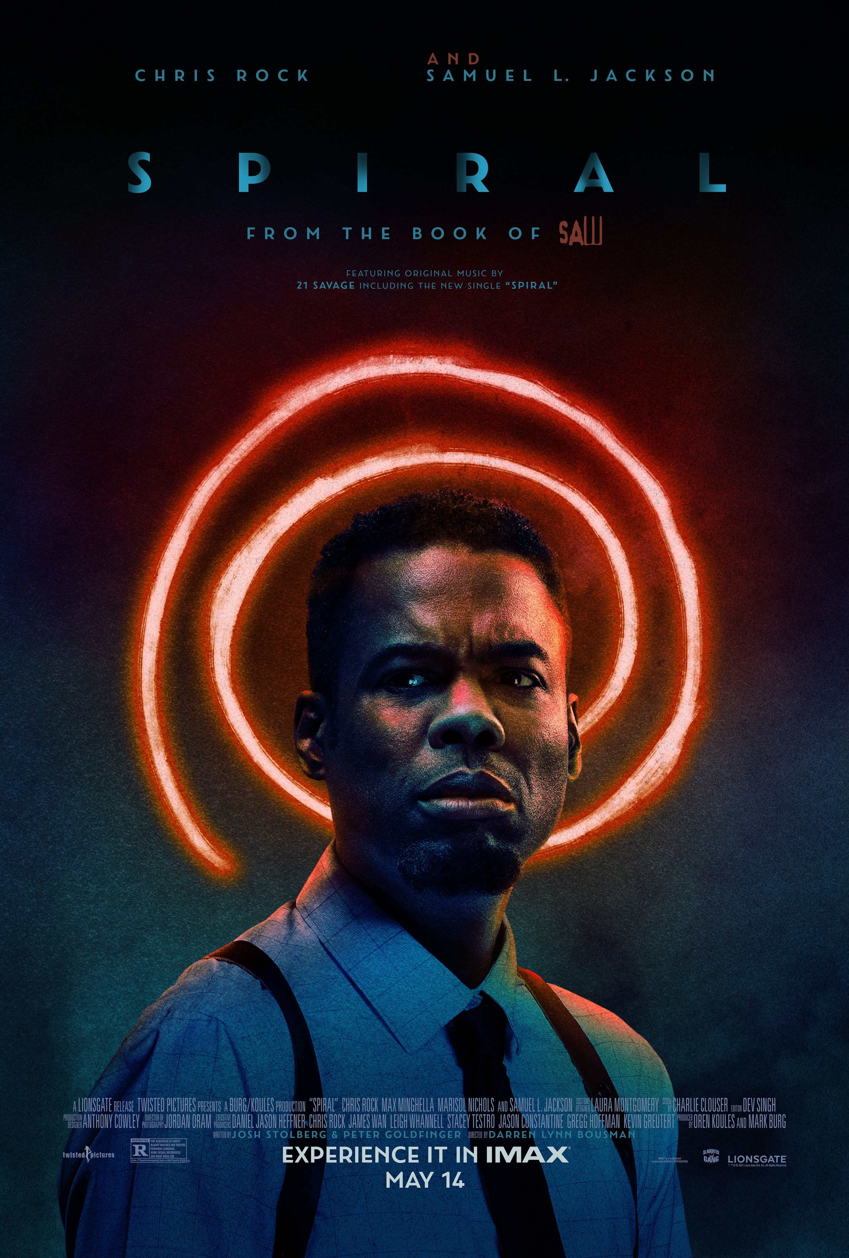 Spiral: From the Book of Saw (2021) - Rotten Tomatoes