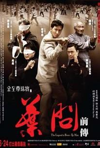 The Legend Is Born: Ip Man (Yip Man chinchyun)