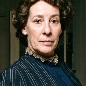 Phyllis Logan as Mrs. Hughes