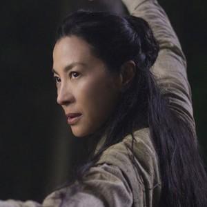 Michelle Yeoh as The Handmaiden