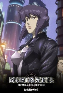 Ghost In The Shell Stand Alone Complex Rotten Tomatoes