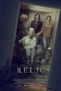 Relic 2020 Rotten Tomatoes