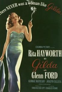 Poster for Gilda (1946)