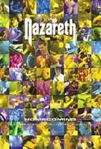 Nazareth: Homecoming - The Greatest Hits Live In Glasgow