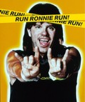 Run Ronnie Run!