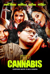 Poster for Kid Cannabis (2014)