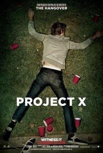 Go home robert project x