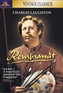 Poster for Rembrandt (1936)