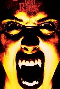 Last Rites (Dracula's Last Rites)