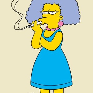 Selma Bouvier is voiced by Julie Kavner