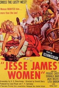 Jesse James' Women