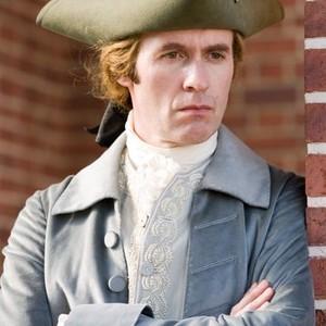 Stephen Dillane as Thomas Jefferson
