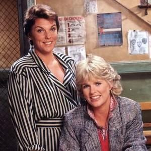 Tyne Daly (left) and Sharon Gless