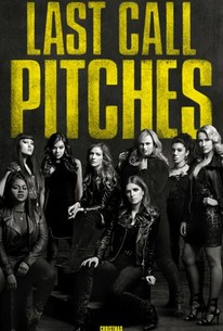 Pitch Perfect 3 2017 Rotten Tomatoes