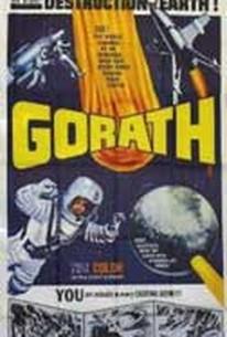 Yosei Gorasu (Gorath) (Astronaut 1980)