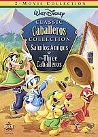 Classic Caballeros Collection: Saludos Amigos/Three Caballeros