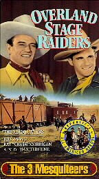 Three Mesquiteers, The - Overland Stage Raiders