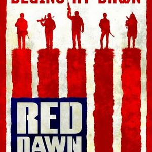 is red dawn on netflix