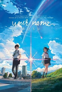 Your Name 2016 Rotten Tomatoes