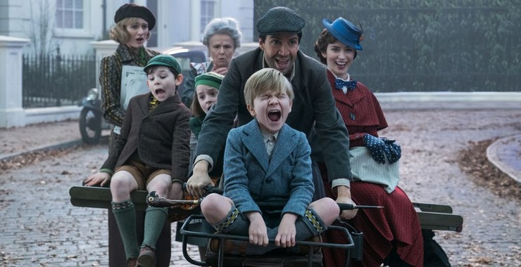 Mary Poppins Returns 2018 Rotten Tomatoes