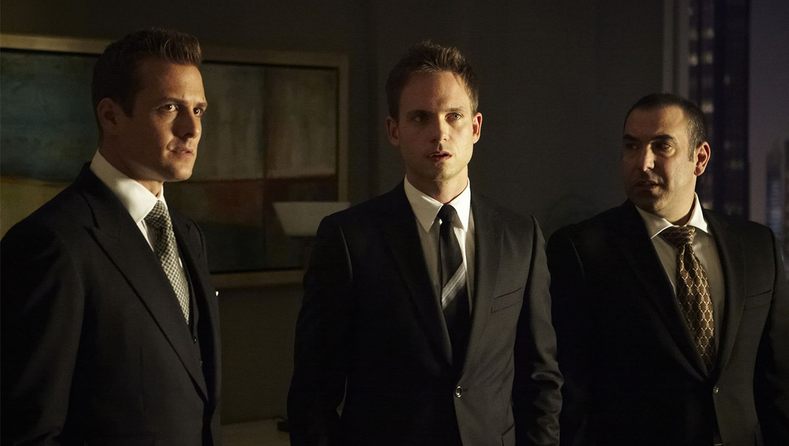 Suits: Season 3 - Rotten Tomatoes