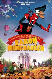 Les Fabuleuses Aventures du Legendaire Baron de Munchausen