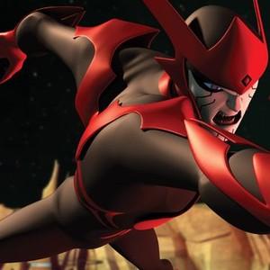 Razer is voiced by Jason Spisak