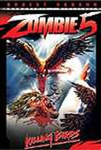 Killing birds - uccelli assassini (Zombie 5: Killing Birds)(Dark Eyes of the Zombie)(Raptors)
