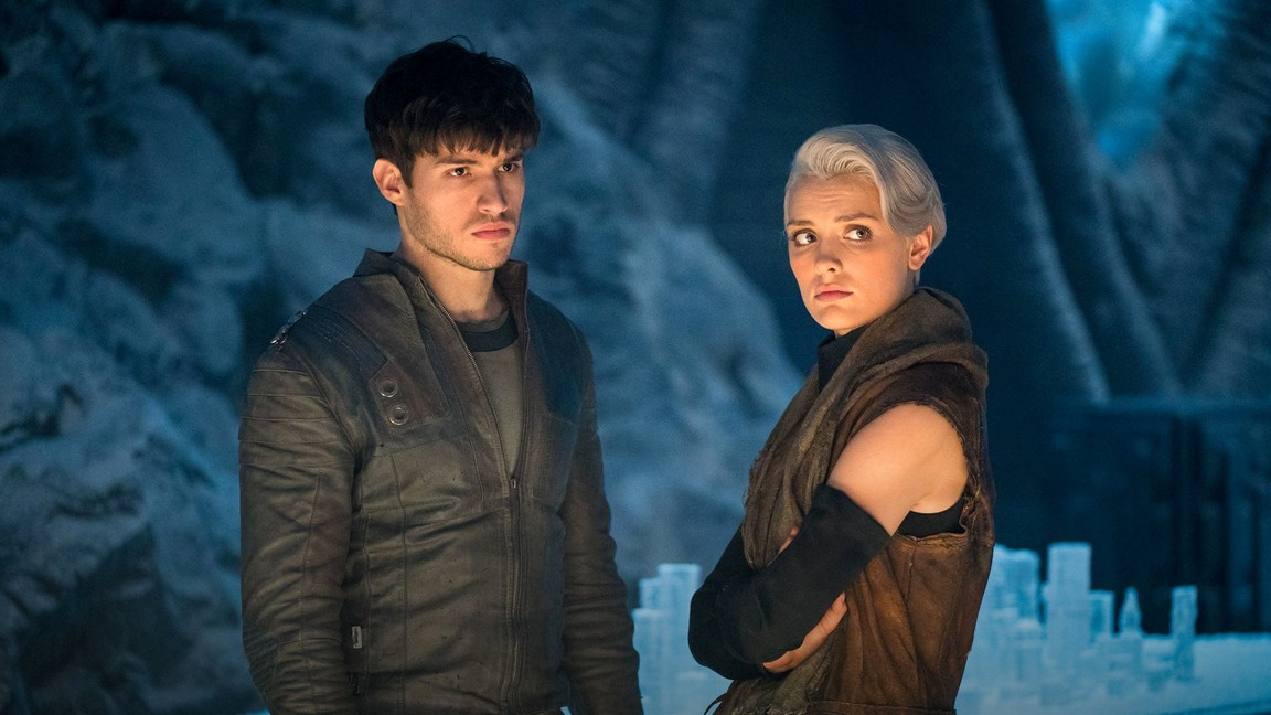 Krypton: Season 1 - Rotten Tomatoes