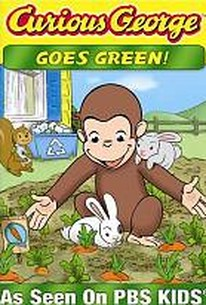 Curious George Goes Green