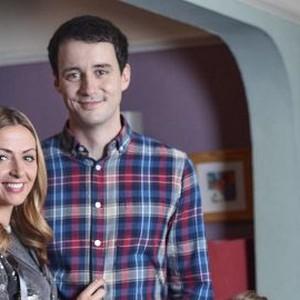Lisa McGrillis and Sam Swainsbury