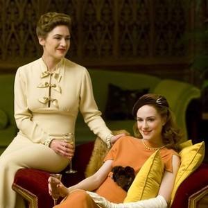 Kate Winslet (left) and Evan Rachel Wood