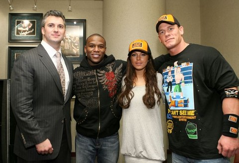 WWE Monday Night Raw at The Honda Center in Anaheim - February 18, 2008