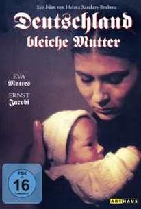 Deutschland bleiche Mutter (Germany Pale Mother)