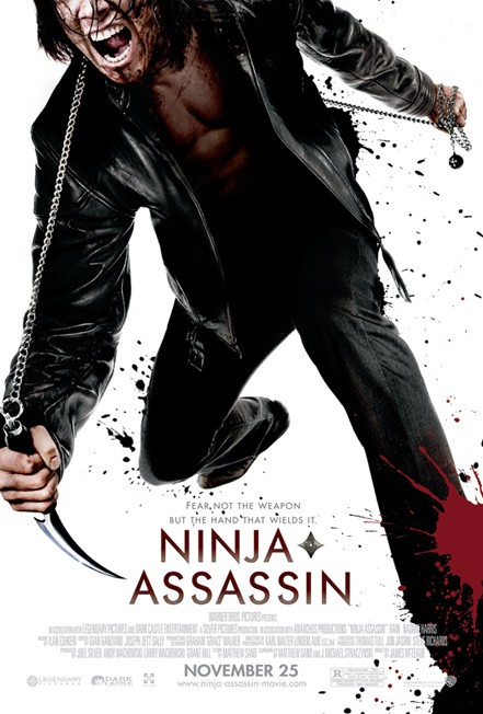 Ninja Assassin 2009 Dual Audio 720 Movie In BluRay x264 [Hindi – English] | Watch Online | Download