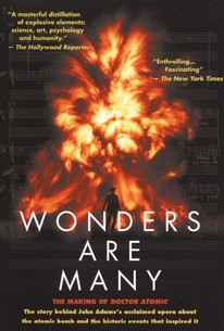 Wonders Are Many: The Making of Doctor Atomic