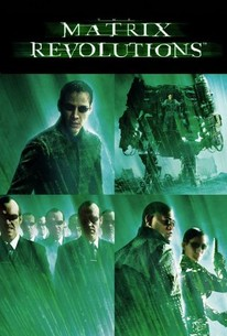 The Matrix Revolutions (2003) BluRay 720p 1.5GB [Hindi 224kbps – English DD 5.1] MKV