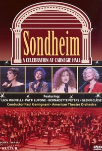 Sondheim: A Celebration at Carnegie Hall