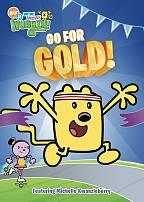 Wow! Wow! Wubbzy!: Go for Gold