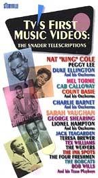 TV's First Music Videos - The Snader Telescriptions