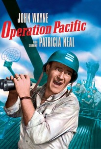 Poster for Operation Pacific (1951)