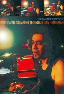Fred Armisen Presents Jens Hannemann: Complicated Drumming Technique