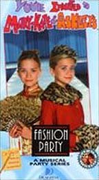 Mary-Kate & Ashley Olsen - You're Invited to Mary-Kate & Ashley's Fashion Party
